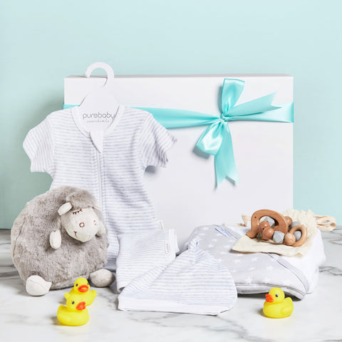 Adorable Baby Unisex Hamper