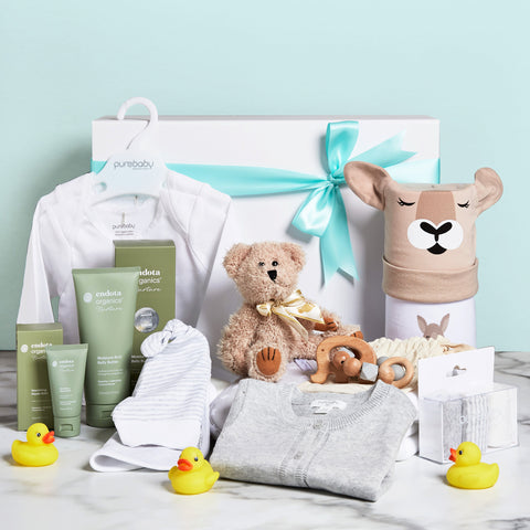 Ultimate Luxury Mum & Baby Hamper