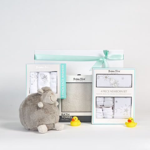 Welcome Little Baby Unisex Hamper