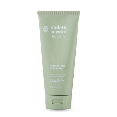 Endota Organics Nurture Moisture Rich Belly Butter