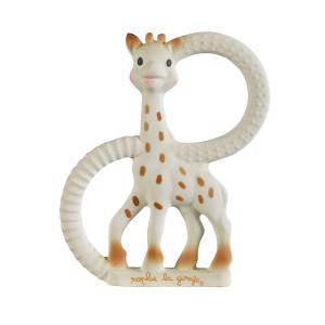 Sofie The Giraffe Soft Teething Ring