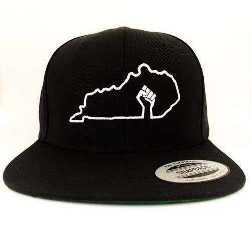 Kentucky BLM Snapback Hat