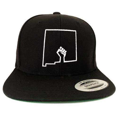 New Mexico BLM Snapback Hat