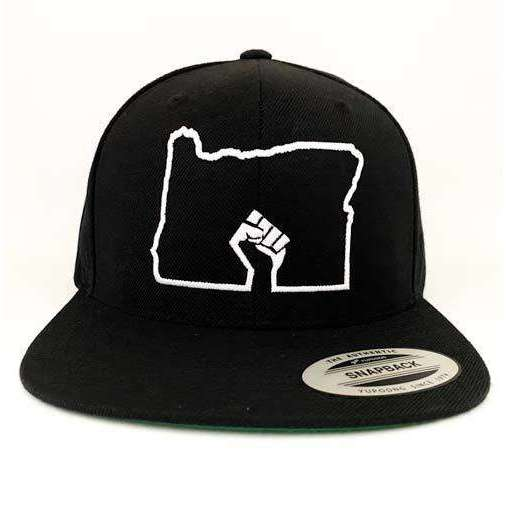 Oregon BLM Snapback Hat