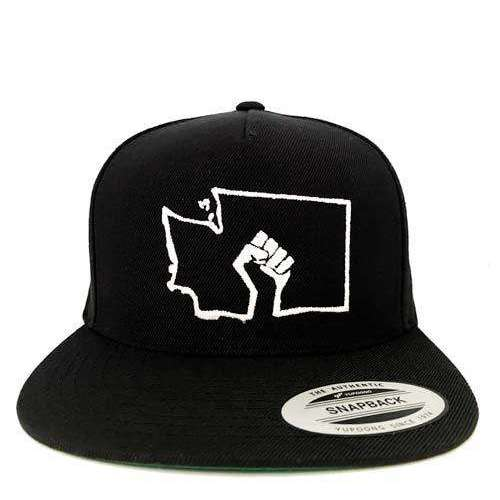 Washington BLM Snapback Hat