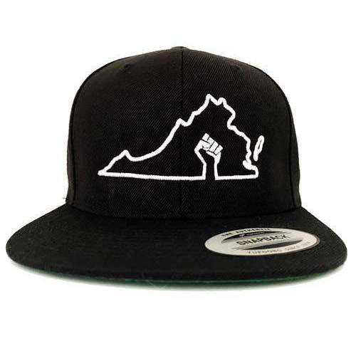 Virginia BLM Snapback Hat