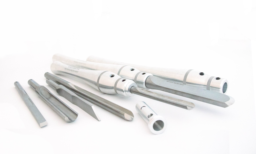 3//8 /& 1//2 Adapters 1//4 Detail Spindle Gouge 12 x 3//4 Handle Carter and Son Starter Pen Turning Set with 1//2 Spindle Gouge