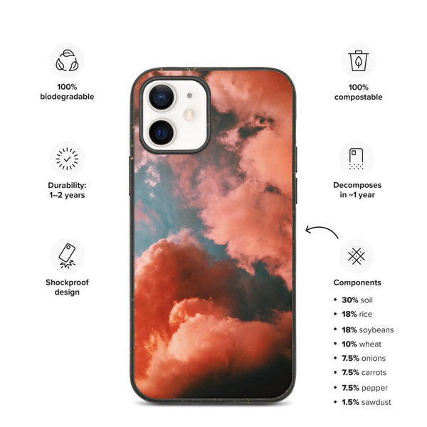 Vegan iPhone 12 Case