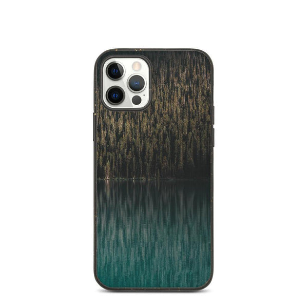 Biodegradable Phone Case - Reflection - Thegreatplanet