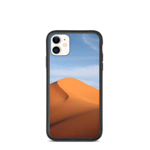 Biodegradable Phone Case - Desert - Thegreatplanet