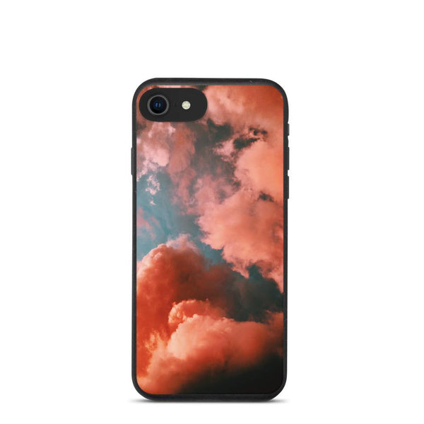 Orange iPhone 7/8/SE Case