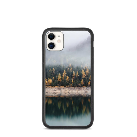Biodegradable Phone Case - Lakeshore - Thegreatplanet