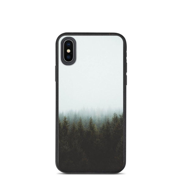Biodegradable Phone Case - Fog