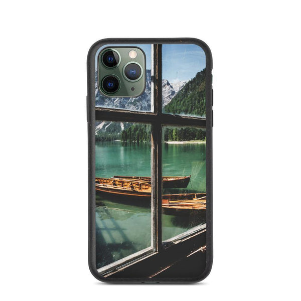Biodegradable Phone Case - Window