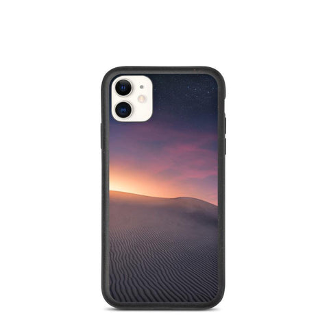 Biodegradable Phone Case - Sunset - Thegreatplanet