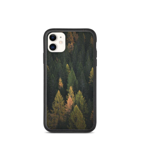 Biodegradable Phone Case - Autumn - Thegreatplanet