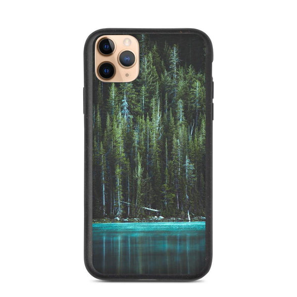 Biodegradable Phone Case - Lake Louise