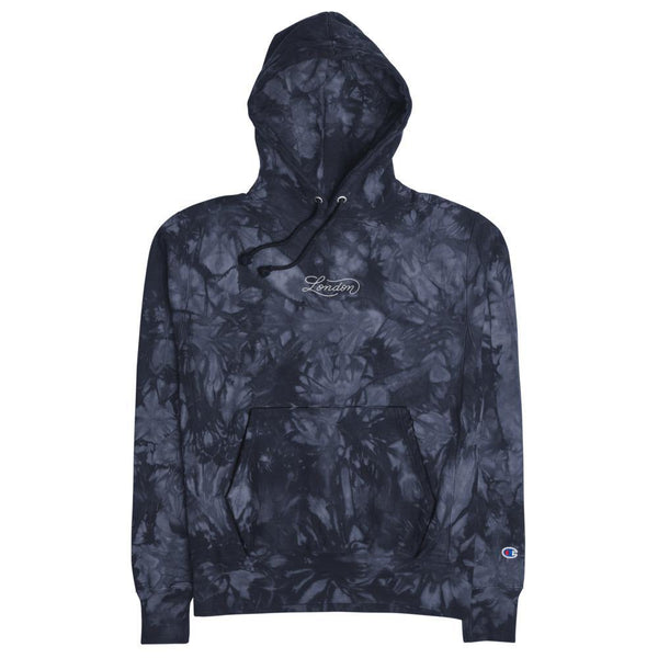 Unisex Champion Tie-Dye Hoodie (London)