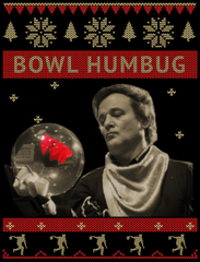 Bowl Humbug Christmas Shirt Special