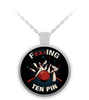 FXX- TEN PIN Necklace