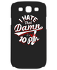 I Hate That 10 Pin - Mobile Phone Cover For iPhone & Samsung