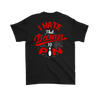 I Hate That Damn 10 Pin 2018 Limited Edition Red - Design On Back