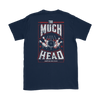 Too Much Head 2018 Limited Edition - Design On Back