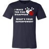 What's Your Superpower? - Design On Front