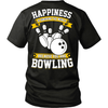 Bowling Happiness - Design On Back