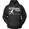 Bowling Retirement Plan - Women's Design On Front