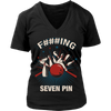F###ING SEVEN PIN - Design on Front