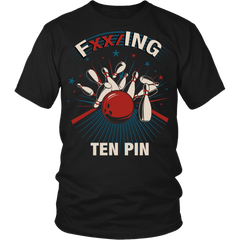 Fxx/ING TEN PIN - Design On Front