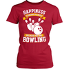 Bowling Happiness - Design On Front