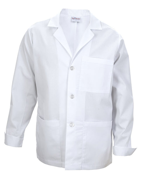 "Men's Lab Coat - 33"" Consultation Length"