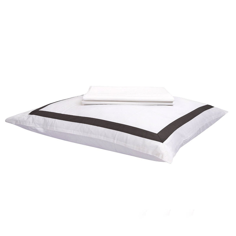 NOCTURNE #2 - PERCALE HIGH THREAD COUNT SHEETS.