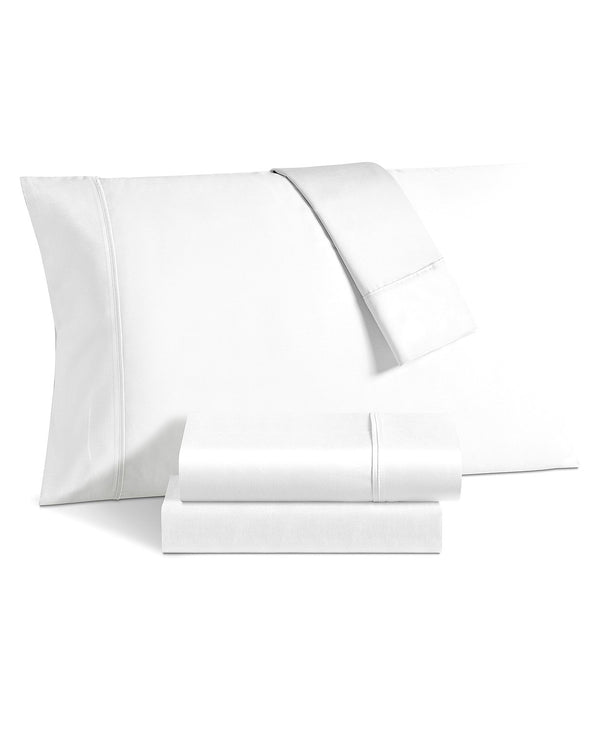 THE MILKY WAY - PURE WHITE 1000 THREAD COUNT BEDDING SET.