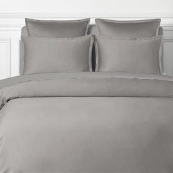 SPACE GREY - 800 THREAD COUNT BEDSHEET SET.
