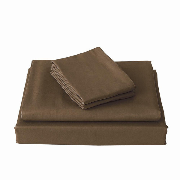 GUNMETAL - 600 THREAD COUNT SHEET SET.