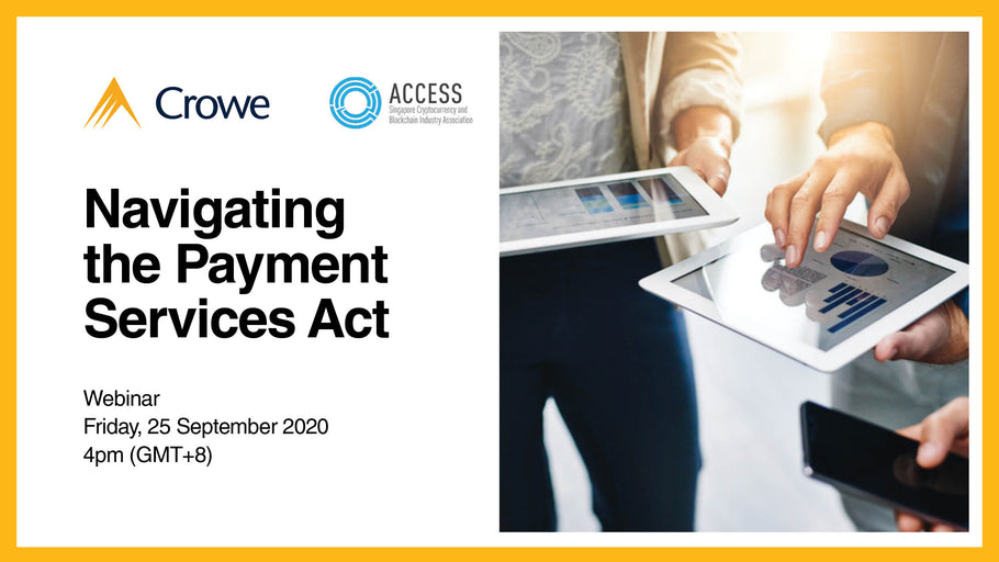 [Completed] Navigating the Payment Services Act