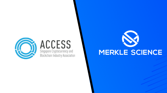[Repost] Merkle Science Becomes Official Sponsor of ACCESS Code of Practice to Help Ensure Transparency in Cryptocurrency Use Cases
