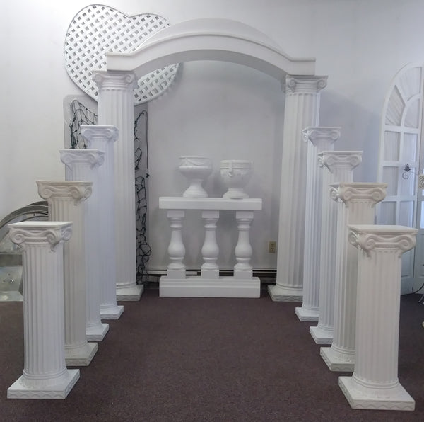 Columns and Arch