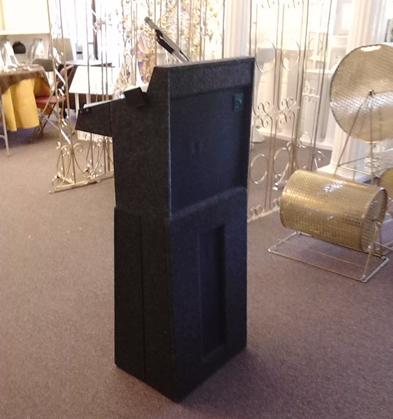 Podium - Battery Powered with Speaker