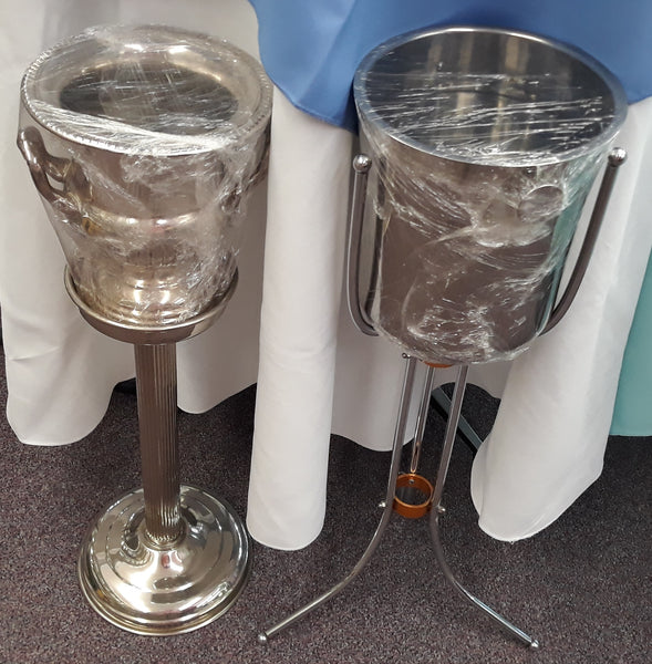Servers - Wine Bucket With Stand