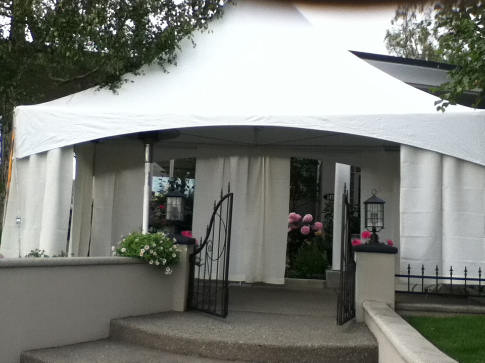 Tent - 10x20 with Drapes