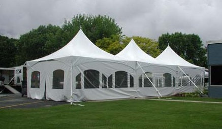 Tent - 3 20x20s with Windows