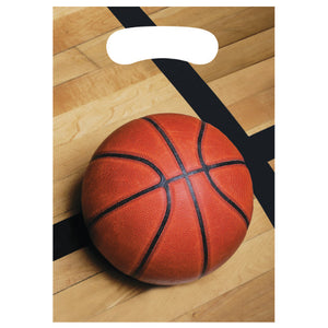 Loot Bags - Basketball Fanatic 8ct