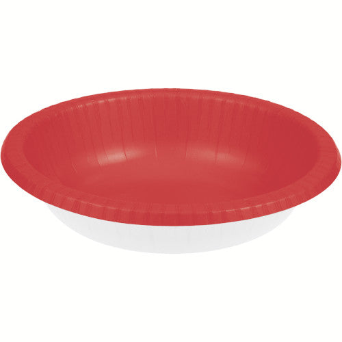 Bowls - Classic Red 20ct