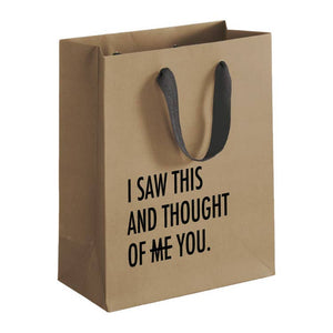 Gift Bag - Thought Of Me