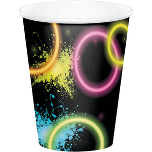 Cups - Glow Party 8ct