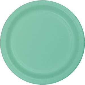 Lunch Plates - Mint 24ct